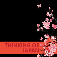Thinking of #Japan