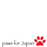 Paws for Japan