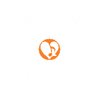 """PRAY FOR JAPAN""KinKiFamily白"