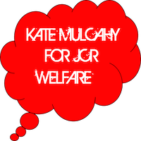VOTE KATE FOR JCR WELFARE!