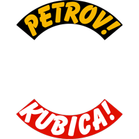 Kubica and Petrov