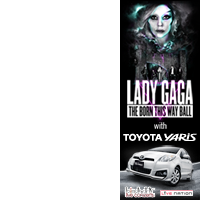 Yaris Lady Gaga
