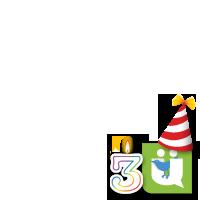 UberSocial's 3rd Birthday!