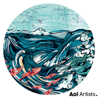 AOL Canvases for Earth Day