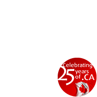 25 Years of .CA