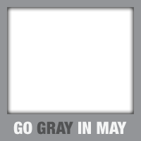 Go Gray in May