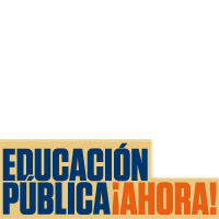Educacion Publica Ahora