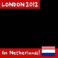 Netherlands - London 2012