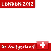 Switzerland - London 2012