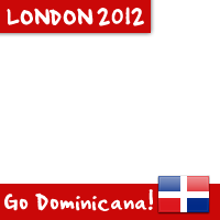 Dominican Rep. - London 2012