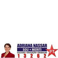 ADRIANA NASSAR Vereadora