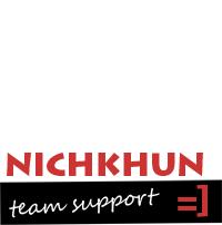 'NICHKHUN' team support