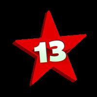 Vote 13 pra mudar!