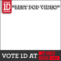 Vote 1D: VMA Best Pop Video