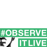ObserveItLive Fringe Friday