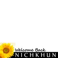 Welcome Back 'Nichkhun'