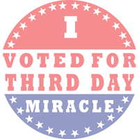 I Voted For Third Day