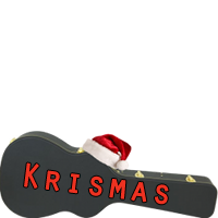 Kris Allen - Waiting For Christmas (red)