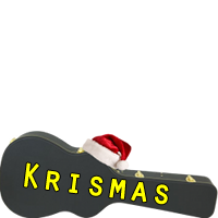 Kris Allen - Waiting For Christmas (yellow)