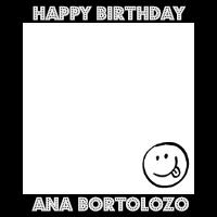 Happy Bday Ana :D