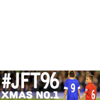 #JFT96 For Christmas No.1