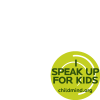 #SpeakUpforKids