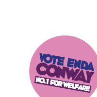 Enda Conway #1 for Welfare
