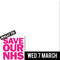 Rally to Save Our NHS