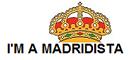 I'M A MADRIDISTA