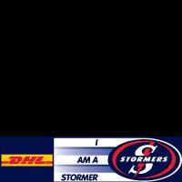 DHL I am a Stormer banner