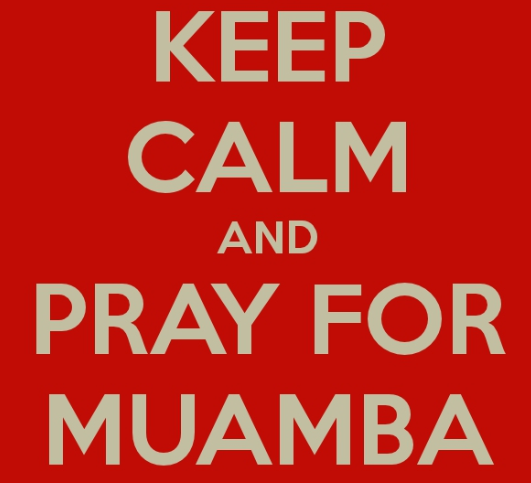 Pray For Muamba