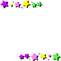 4 color NEWS star kirakira
