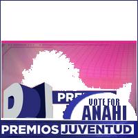 Anahí Premios Juventud