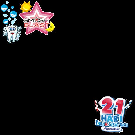 Tari dan Sikat Gigi #21Hari