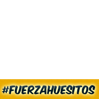 #FuerzaHuesitos