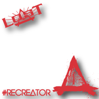 ADD RECREATOR SYMBOL MARK