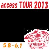 AXS TOUR 2013