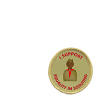 Support equality in the #BoyScouts