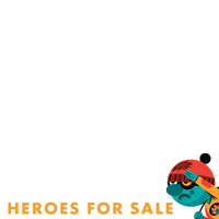 @AndyMineo's Debut Album #HeroesForSale Coming 04.16.13