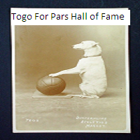 Togo For Pars Hall of Fame