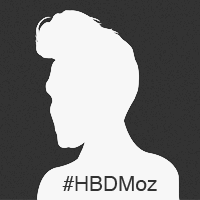 Happy Birthday Moz