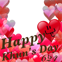 Happy Khun's Day 2013