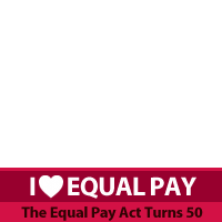 I [heart] Equal Pay!