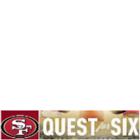 @49ers Quest For Six