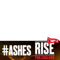 Support England in the Investec Ashes Series 2013