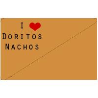 I love doritos