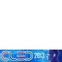 Congreso en línea CLED2013
