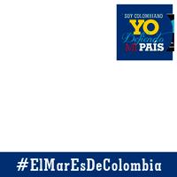 #ElMarEsDeColombia