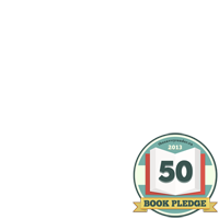 50BookPledge 2013