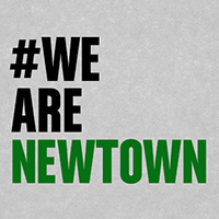 #WeAreNewtown